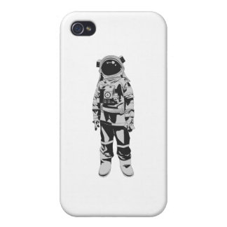 Astronaut iPhone 4/4S Cover