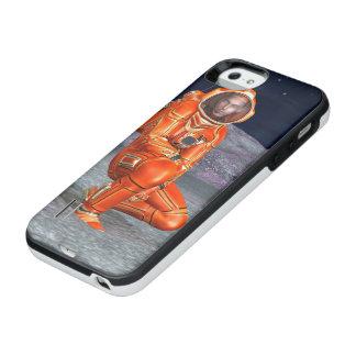 Astronaut iPhone SE/5/5s Batterie Hülle