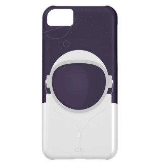 Astronaut ist hörende Musik - iPhone Fall iPhone 5C Hülle
