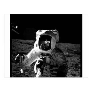 Astronaut Postkarten