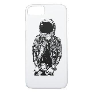 Astronaut Punkster glatter Telefon-Kasten iPhone 8/7 Hülle