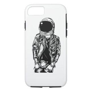 Astronaut Punkster starker Telefon-Kasten iPhone 8/7 Hülle