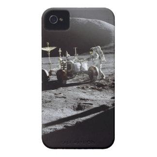 Astronaut und Rover iPhone 4 Cover