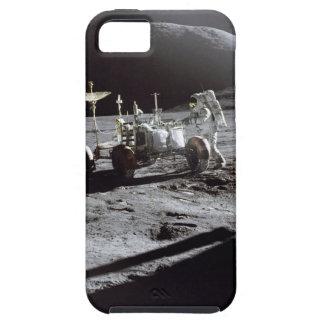 Astronaut und Rover iPhone 5 Etuis