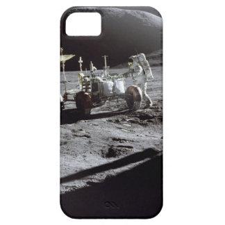 Astronaut und Rover iPhone 5 Schutzhülle
