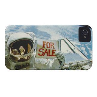 Astronaut verkauft Erde iPhone 4 Cover