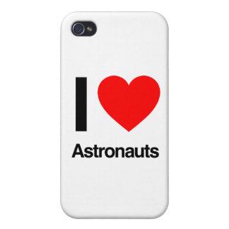 Astronauten der Liebe I iPhone 4 Etui