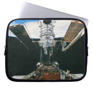 Astronauten der Raumfähre Laptop Sleeve Schutzhülle