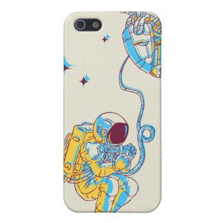 Astronauten-Fötus iPhone 5 Schutzhülle