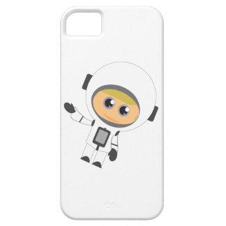 Astronauten-Junge iPhone 5 Schutzhülle