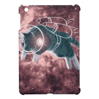 Astronauten-Katzen-Kätzchen-lustiger Kosmos iPad Mini Hüllen