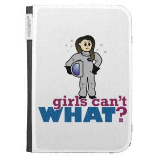 Astronauten-Mädchen