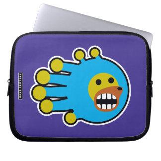 Astronauten-Pudellaptophülse Laptop Sleeve Schutzhülle