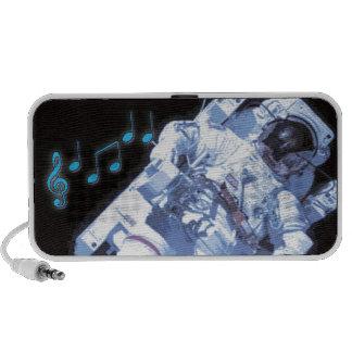 Astronauten-Raum-Lautsprecher Mini Lautsprecher