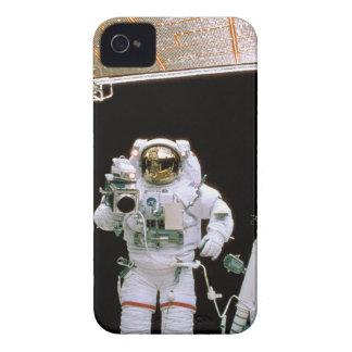 Astronauten-Schmierfilmbildung iPhone 4 Case-Mate Hüllen