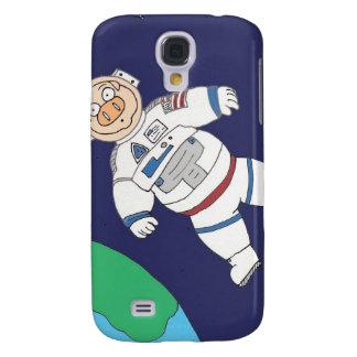 Astronauten-Schwein Galaxy S4 Hülle