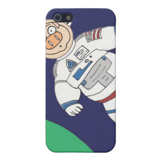 Astronauten-Schwein iPhone 5 Hüllen