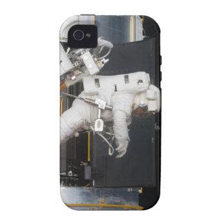 Astronauten-Schwimmen iPhone 4/4S Hüllen