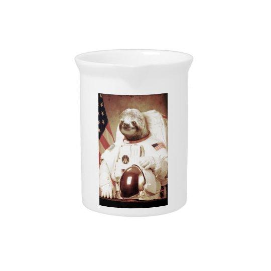 Astronauten-Trägheit Getränke Krug