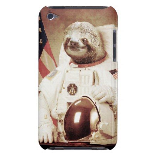 Astronauten-Trägheit iPod Case-Mate Hülle