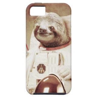 Astronauten-Trägheit iPhone 5 Schutzhülle