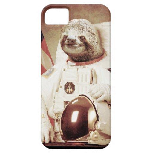 Astronauten-Trägheit iPhone 5 Hüllen