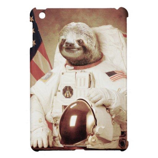 Astronauten-Trägheit iPad Mini Schutzhüllen