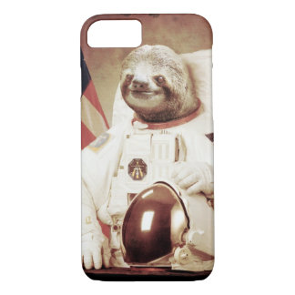 Astronauten-Trägheit iPhone 7 Hülle