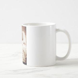 Astronauten-Trägheit Kaffeetasse