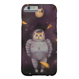 Astronautenkatze iPhone Fall Barely There iPhone 6 Hülle