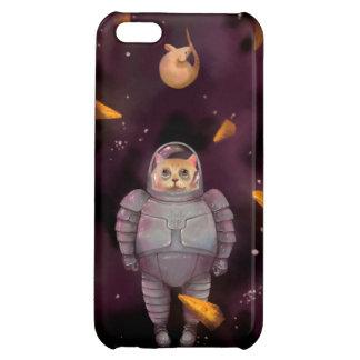 Astronautenkatze iPhone Fall Hüllen Für iPhone 5C