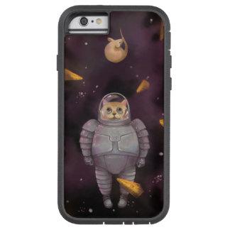 Astronautenkatze iPhone Fall Tough Xtreme iPhone 6 Hülle