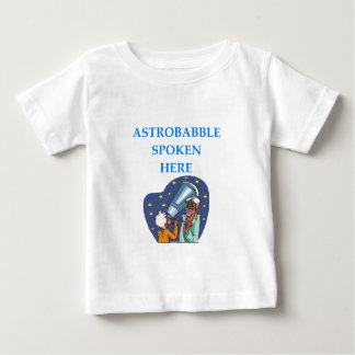 ASTRONOMIE BABY T-SHIRT