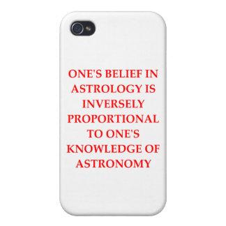 Astronomieastrologiewitz Etui Fürs iPhone 4