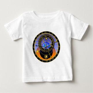astronomische Uhr Baby T-shirt