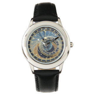 Astronomisches Uhr-Prag Orlog Armbanduhr