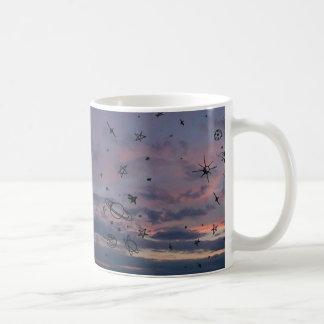 Astrophile Fantasie Kaffeetasse