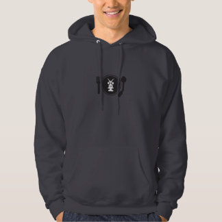 astroplate hallo def kapuzensweater