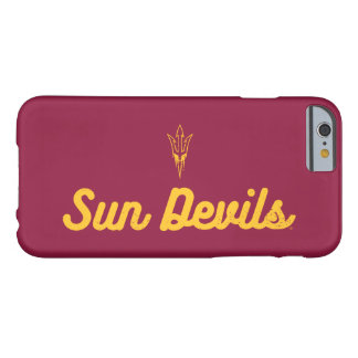 ASU | Vintages Skript-Logo Barely There iPhone 6 Hülle
