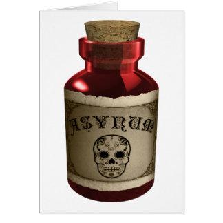 asyrum Giftblut Karte