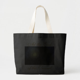 At the End of the Tunnel Handbag Canvas Bag