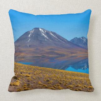 Atacama Lagune Kissen