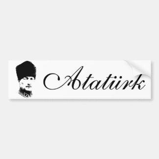 Ataturk Autoaufkleber