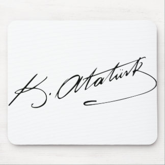 Ataturk Mousepad