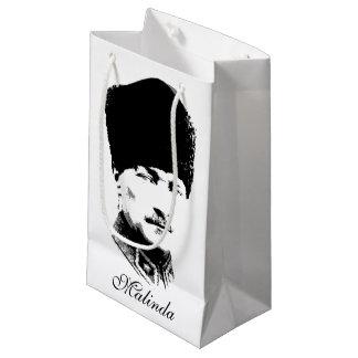 Ataturk personalisiert kleine geschenktüte