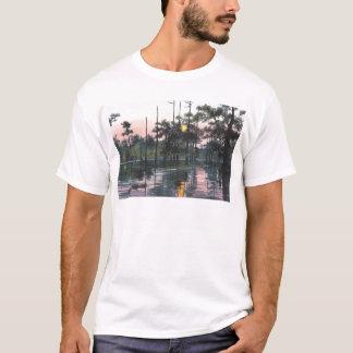 Atchafalaya hölzerne Enten T-Shirt