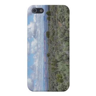 Atemberaubende Utah-Wüste und blauer Himmel iPhone 5 Case