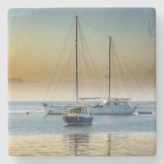 Atemberaubende Yacht und Boot am Jachthafen Steinuntersetzer