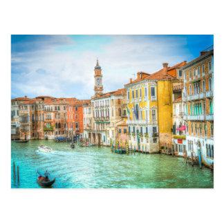 Atemberaubender Kanal-Grande Postkarte