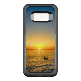 Atemberaubender Ozean-Sonnenuntergang OtterBox Commuter Samsung Galaxy S8 Hülle